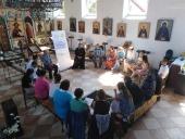 В Калининградской епархии в пятый раз состоялся обучающий семинар для зависимых