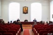 Патриарший экзарх всея Беларуси посетил Успенский Жировичский монастырь и Минскую духовную семинарию