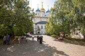 Председатель Финансово-хозяйственного управления и руководитель Департамента культурного наследия Москвы провели совещание по реставрации храмов Новоспасского ставропигиального монастыря