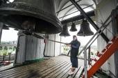 В День Крещения Руси во всех храмах Русской Православной Церкви прозвучал колокольный звон