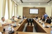 Состоялась рабочая встреча представителей Смоленской епархии с руководителями образовательных организаций региона