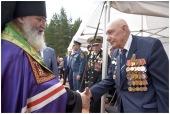 Землю с Невского пятачка доставят в храм в Минске