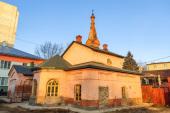 В отреставрированном храме великомученика Пантелеимона города Казани начались регулярные богослужения