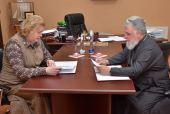 Подписано соглашение о сотрудничестве между Пермской епархией и краевым министерством здравоохранения