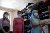 В селе Межениновка в Томской епархии начал действовать гуманитарный склад