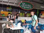 Барнаульская епархия помогла нуждающимся продуктовыми наборами