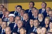 Патриарший экзарх всея Беларуси присутствовал на оглашении Послания Президента Республики Беларусь к белорусскому народу и Национальному собранию
