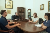 Председатель Финансово-хозяйственного управления провел совещание по строительству духовно-просветительского центра Мурманской епархии