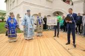 В Антониево-Сийском монастыре прошли торжества по случаю 500-летия основания обители