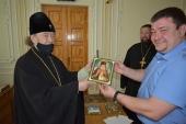 В Симферопольской епархии оказывают помощь пострадавшим в ДТП на трассе «Таврида»