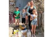 В 31 епархию передали продукты более 6 тысячам семей. Информационная сводка от 6 августа 2020 года