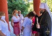 На собранные в рамках церковной благотворительной акции средства для Сумской областной детской больницы приобретено медицинское оборудование