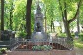 В Александро-Невской лавре отреставрировано надгробие Федора Достоевского