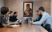 Состоялась рабочая встреча председателя Синодального отдела по делам молодежи с делегацией Екатеринодарской епархии