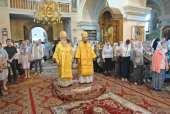 Православные могилевчане отметили день памяти святителя Георгия (Конисского)