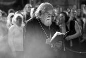 Отошел ко Господу насельник Троице-Сергиевой лавры архимандрит Герман (Чесноков)