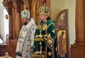 На московском подворье Православной Церкви в Америке прошли торжества в честь 50-летия прославления преподобного Германа Аляскинского
