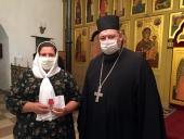 В Ростовской епархии состоялось награждение памятными знаками медиков, сестер милосердия и волонтеров за труды в борьбе с пандемией