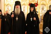 Новая настоятельница Горненского монастыря в Иерусалиме прибыла в обитель