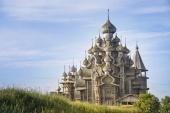 Открытие храма Преображения Господня на острове Кижи перенесено на 2021 год
