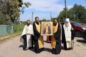 Ранее похищенная икона возвращена в храм Тульчинской епархии