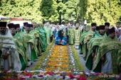 Состоялся визит Патриаршего экзарха всея Беларуси в Гомельскую епархию