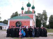 В Переславской епархии открылась выставка-форум «Радость Слова»