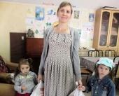 В Кинельской епархии почти три тонны продуктов передали многодетным семьям