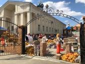 В Волгоградскую епархию прибыло 20 тонн гуманитарного груза