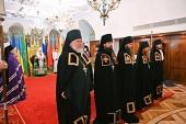 Слово архимандрита Амвросия (Федуковича) при наречении во епископа Тракайского