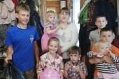 В епархиях помогают собрать детей к школе и раздают продукты нуждающимся. Информационная сводка от 18 августа 2020 года