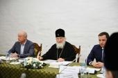 Слово Святейшего Патриарха Кирилла на совещании по вопросам развития Соловецкого архипелага