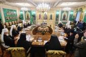 ЖУРНАЛЫ заседания Священного Синода от 25 августа 2020 года