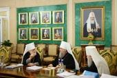 Для участия в зимней сессии 2020-2021 гг. приглашены новые временные члены Священного Синода