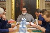 В Санкт-Петербурге прошло заседание оргкомитета по подготовке к празднованию 800-летия со дня рождения святого благоверного князя Александра Невского