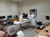 Специалисты московской православной службы «Милосердие» провели в Калининграде семинар по уходу за тяжелобольными