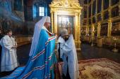 Иеромонах Питирим (Донденко), избранный викарием Сингапурской епархии, возведен в сан архимандрита