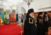 Состоялось наречение архимандрита Питирима (Донденко) во епископа Джакартского