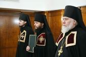 Слово архимандрита Питирима (Донденко) при наречении во епископа Джакартского