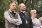 В созданном при участии Церкви первом детском хосписе в Подмосковье отметили первую годовщину его открытия