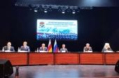 Председатель Синодального комитета по взаимодействию с казачеством принял участие в круге Терского казачьего войска