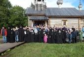 Митрополит Петрозаводский Константин возглавил торжества по случаю 500-летия основания Клименецкого Свято-Троицкого монастыря