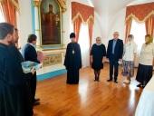 Под руководством епископа Вениамина прошло заседание Синодального отдела религиозного образования и катехизации Белорусской Православной Церкви