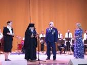 Председатель Синодального отдела по благотворительности вручил церковную награду президенту Всероссийского общества слепых