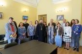Более 50 человек окончили православную школу приемных родителей в Петербурге