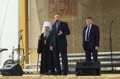 В Санкт-Петербурге прошли торжества по случаю дня памяти благоверного князя Александра Невского