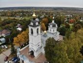 Храм Живоначальной Троицы в селе Язвище Московской области передан Церкви