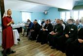 Специалисты Синодального отдела по благотворительности провели обучающие семинары в Мурманске, Североморске и Калининграде