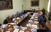 В Издательском Совете прошло рабочее заседание Палаты попечителей Патриаршей литературной премии
