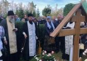 На 40-й день после кончины архимандрита Германа (Чеснокова) совершены заупокойные богослужения
